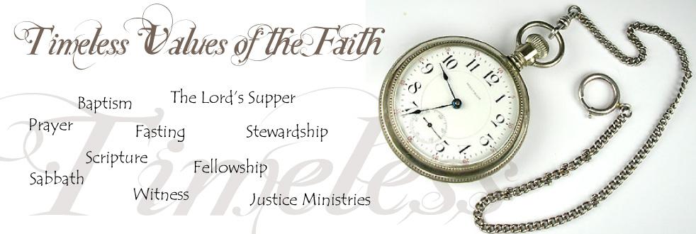 TimelessValuesoftheFaith