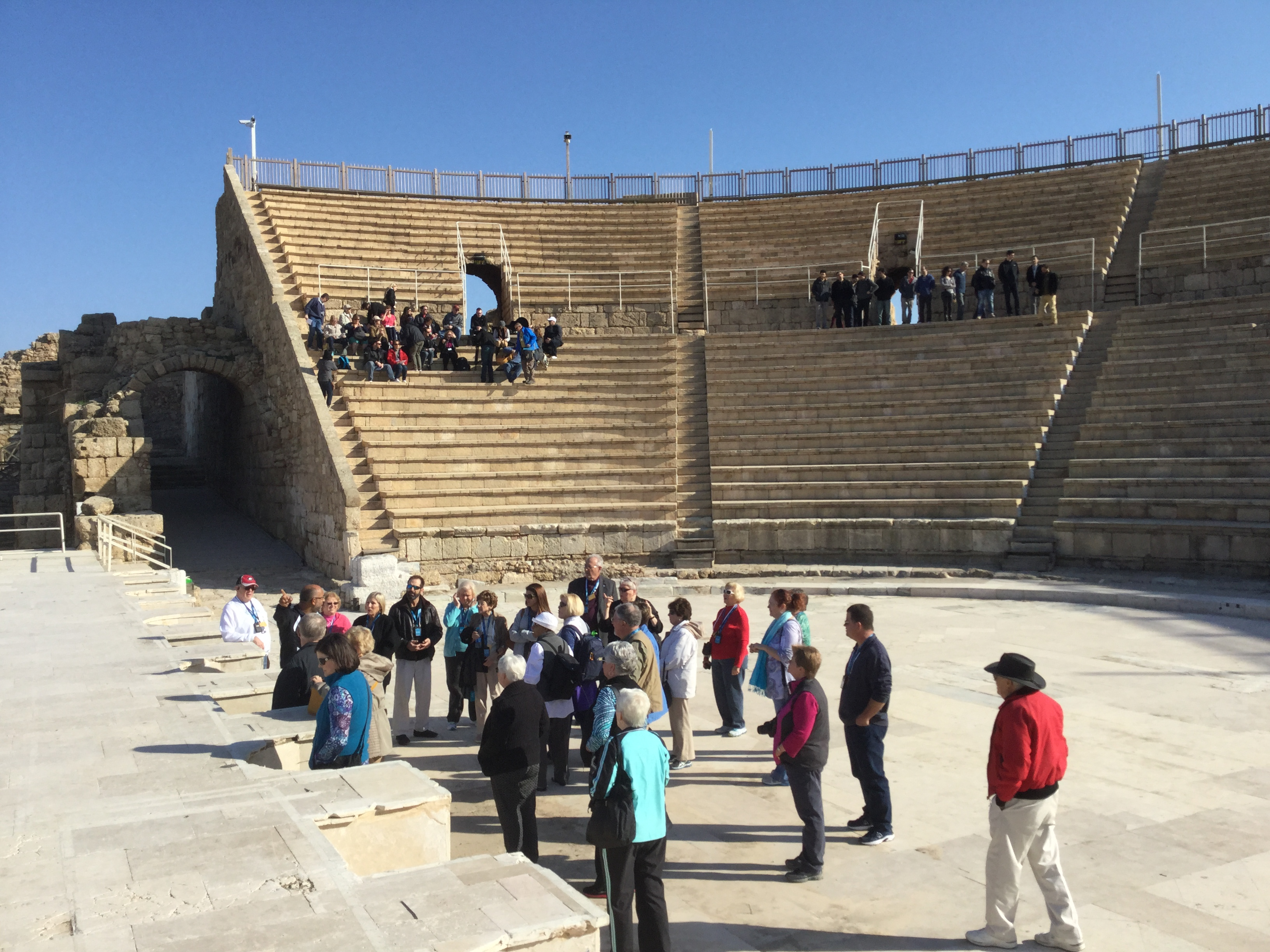 Theater in Caesarea